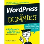 Wordpress for Dummies PDF Download For Free