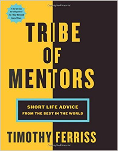 Download Tribe of Mentors PDF