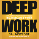 Deep Work PDF by Cal Newport