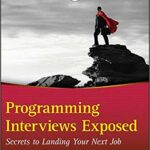 Programming Interviews Exposed EPUB