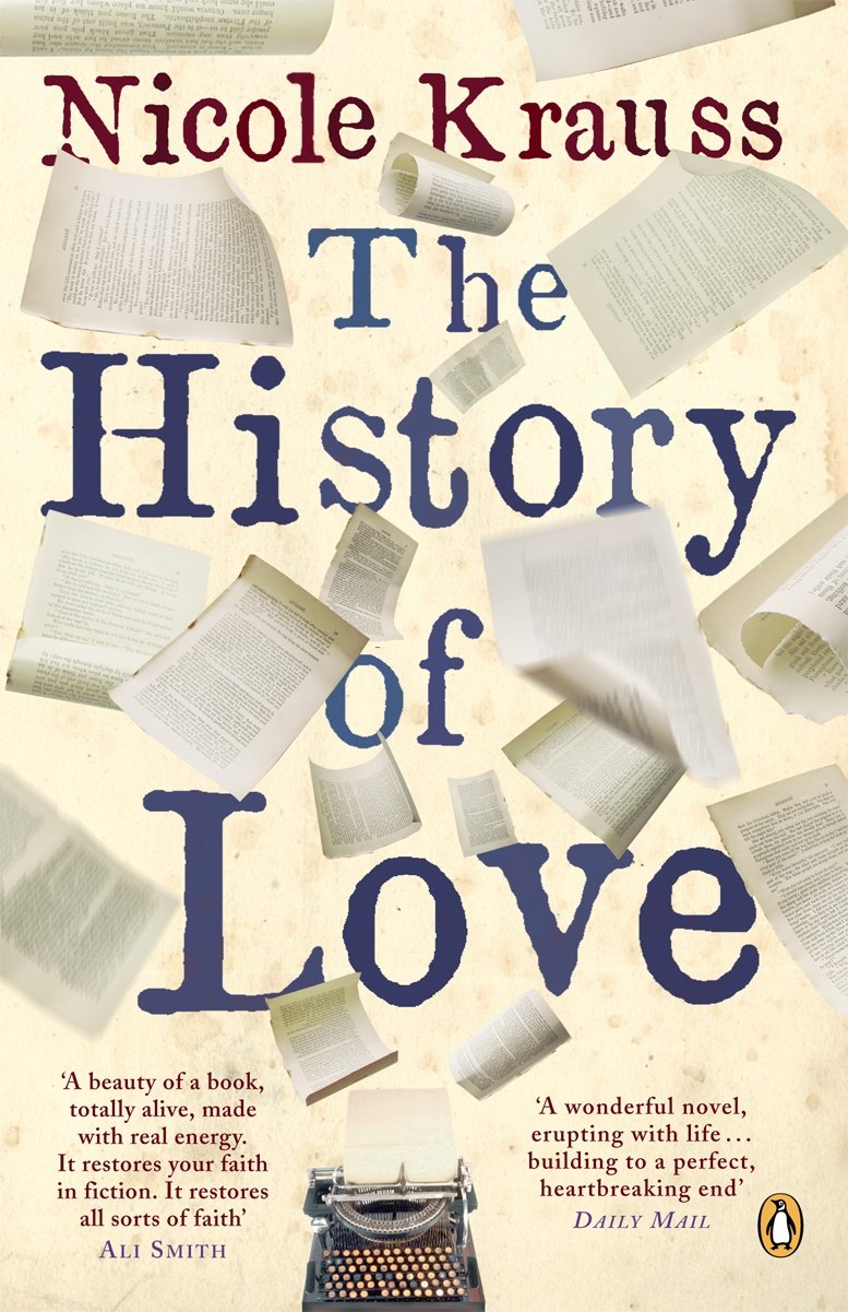 The History of Love PDF by Nicole Krauss