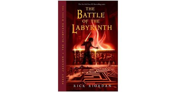 The Battle of the Labyrinth PDF by Rick Riordan