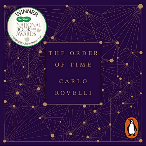 The Order of Time EPUB by Carlo Rovelli